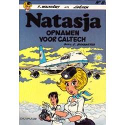 Natasja<br>08 - Opnamen voor Caltech<br>1e druk 1981