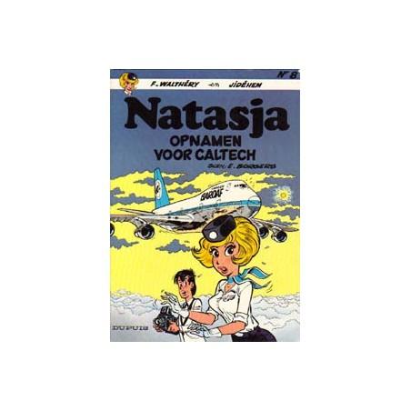Natasja 08 Opnamen voor Caltech 1e druk 1981