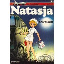 Natasja<br>05 - Kaapvlucht<br>1e druk 1976