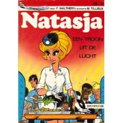 Natasja<br>04 - Een troon uit de lucht<br>herdruk