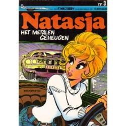 Natasja<br>03 - Het metalen geheugen<br>herdruk