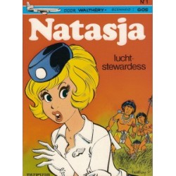 Natasja<br>01 - Luchtstewardess<br>herdruk