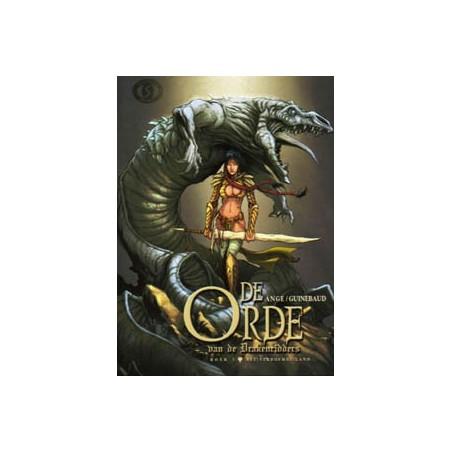Orde van de Drakenridders  03 HC Het verdoemde land