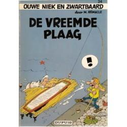 Ouwe Niek en Zwartbaard 24<br>De vreemde plaag<br>1e druk 1982