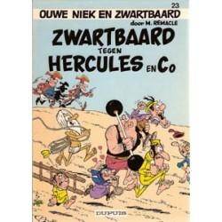 Ouwe Niek en Zwartbaard 23<br>Zwartbaard tegen Hercules en Co