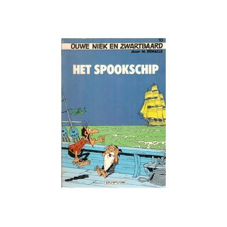 Ouwe Niek en Zwartbaard 10 Het spookschip herdruk