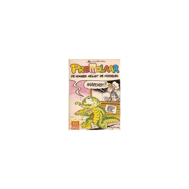 Premolaar setje Deel 1 t/m 4 1e drukken 1980-1981
