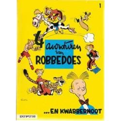 Robbedoes<br>01 - 4 Avonturen<br>herdruk 1977