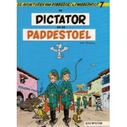Robbedoes<br>07 - De dictator en de paddestoel<br>herdruk 1977