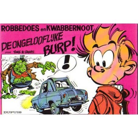 Robbedoes De ongelooflijke burp! 1986