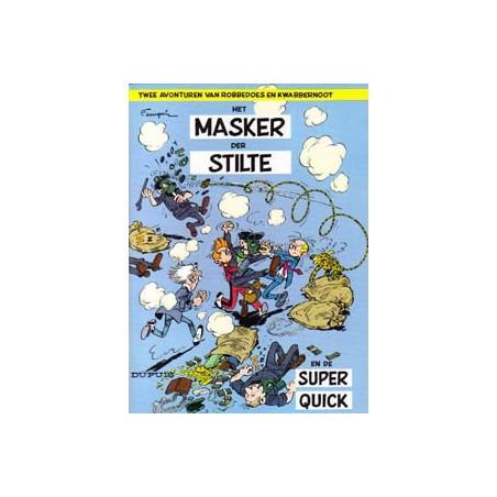 Robbedoes reclamealbum GB Het masker der stilte 1995