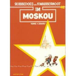 Robbedoes 42 - In Moskou 1e druk 1990