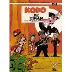 Robbedoes 28 - Kodo de tiran 1e druk 1979