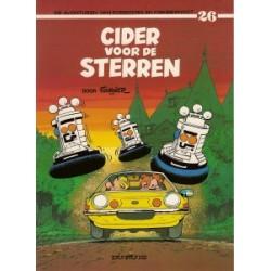 Robbedoes 26 - Cider voor de sterren 1e druk 1975