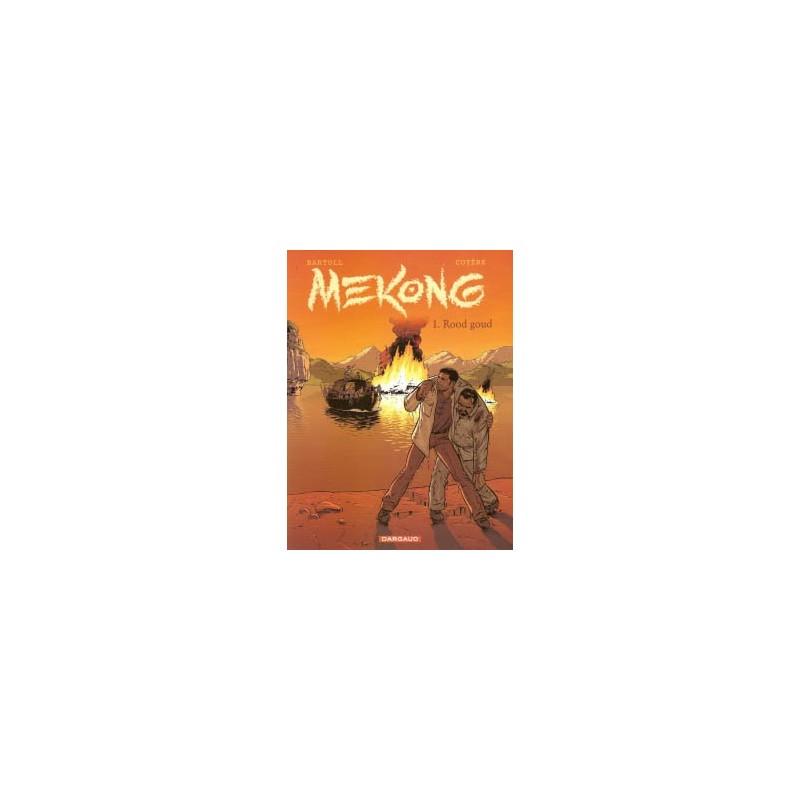 Mekong 01 Rood goud
