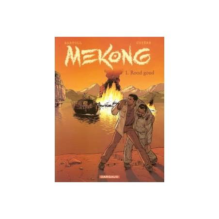 Mekong 01<br>Rood goud