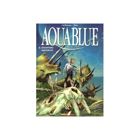 Aquablue 08<br>Stichting Aquablue