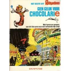 Beste uit Robbedoes 09 Geen geluk voor Chocolarie 1e druk