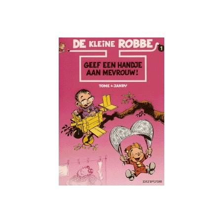 Kleine Robbe  setje Deel 1 t/m 5 1e druk 1990-1994