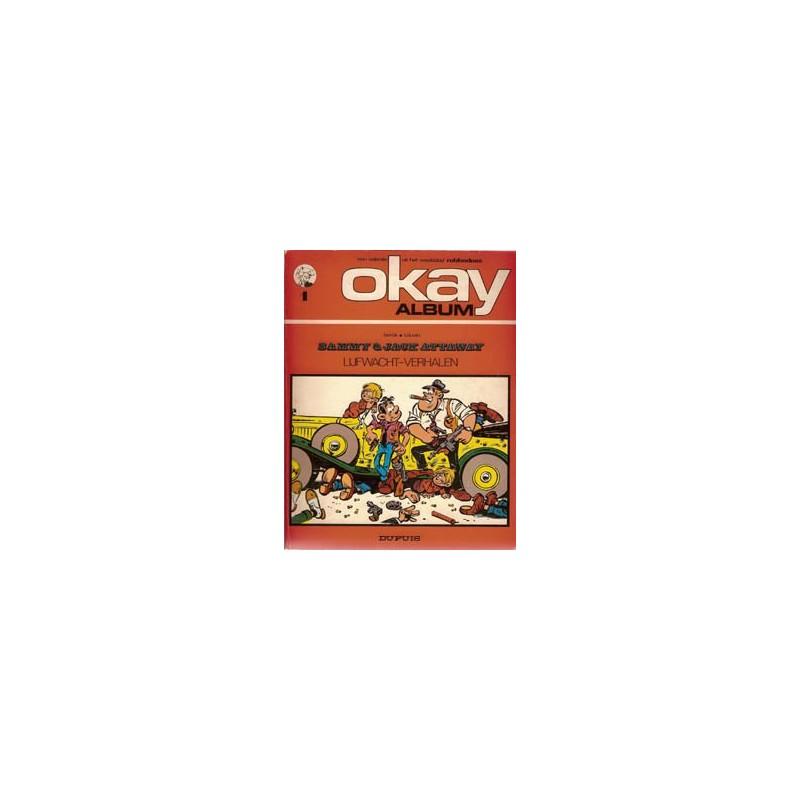 Okay album 01 Sammy Lijfwacht-verhalen 1e druk 1972