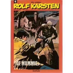 Rolf Karsten 04 De mummie 1e druk 1979