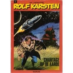 Rolf Karsten set Deel 1 t/m 4 1e drukken 1976-1979