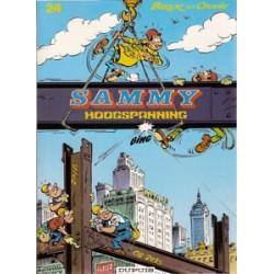 Sammy 24 Hoogspanning 1e druk 1988