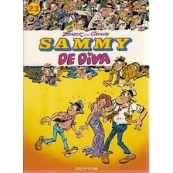 Sammy 23 De diva 1e druk 1987