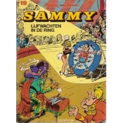 Sammy 19 Lijfwachten in de ring 1e druk 1985