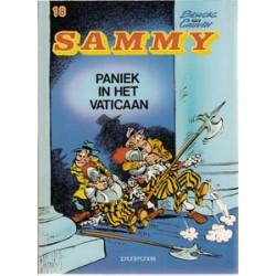 Sammy 18<br>Paniek in het Vaticaan<br>herdruk