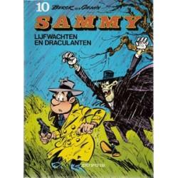 Sammy 10<br>Lijfwachten en draculanten<br>herdruk