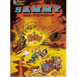 Sammy 09<br>Heibel in de woestijn<br>herdruk