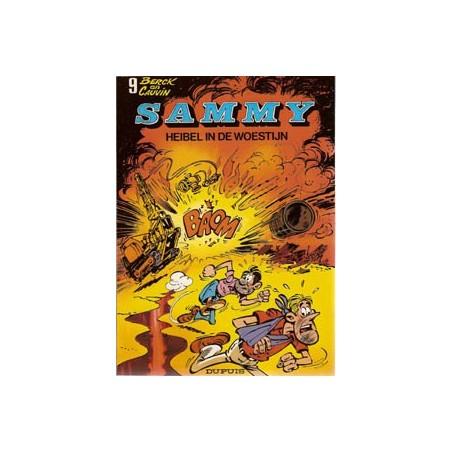 Sammy 09 Heibel in de woestijn herdruk