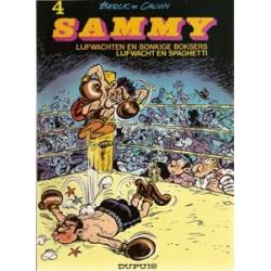 Sammy 04<br>Lijfwachten en bonkige boksers<br>herdruk