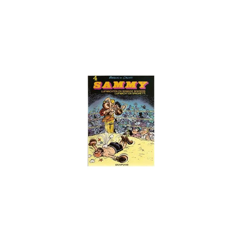 Sammy 04 Lijfwachten en bonkige boksers herdruk