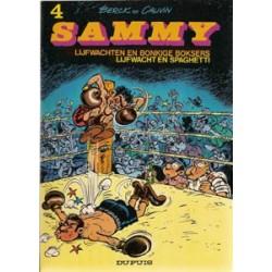 Sammy 04<br>Lijfwachten en bonkige boksers<br>herdruk 1978
