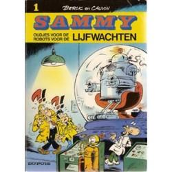Sammy 01 Oudjes voor de lijfwachten herdruk 1978