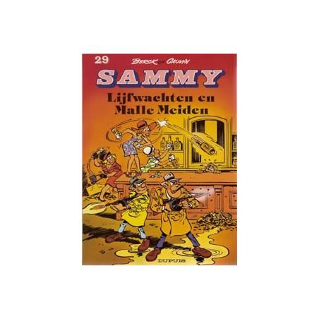 Sammy 29 Lijfwachten en Malle Meiden 1e druk 1992