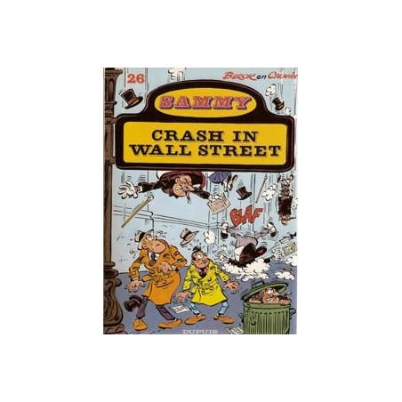Sammy 26 Crash in Wall Street 1e druk 1989