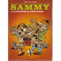 Sammy Nieuwe avonturen 02 Lijfwachten en apenstreken