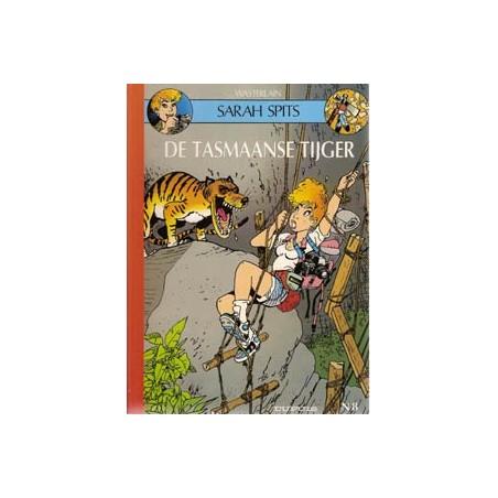 Sarah Spits 08% De Tasmaanse tijger 1e druk 1994