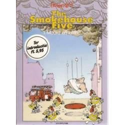 Smokehouse Five setje<br>Deel 1 en 2<br>1e drukken 1991-1992