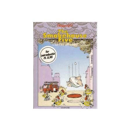 Smokehouse Five setje Deel 1 en 2 1e drukken 1991-1992