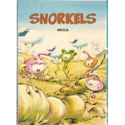 Snorkels setje<br>Deel 1 t/m 3 + NL/FR-uitgave<br>1e drukken