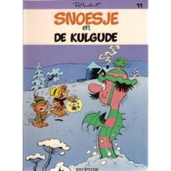 Snoesje 11 De Kulgude 1e druk 1985