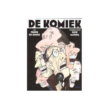 Matena  strips De Komiek van Freek de Jonge