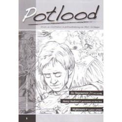 Potlood 01 Strips en illustraties in potloodtekening