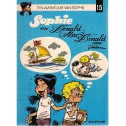 Sophie 15 Donald Mac Donald 1e druk 1980