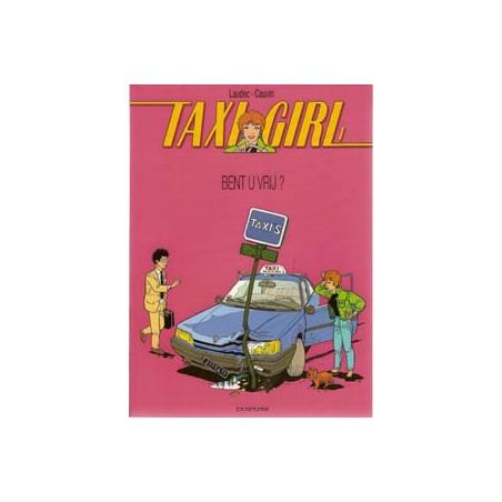 Taxi girl 01 Bent u vrij? 1e druk 1994