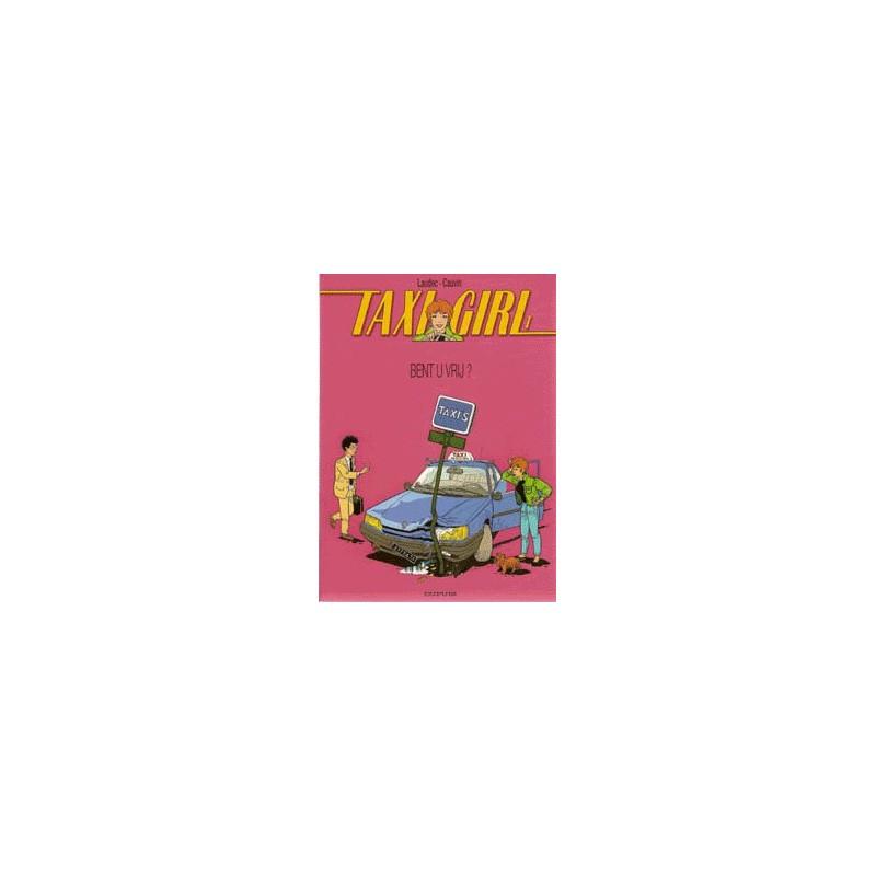 Taxi girl setje Deel 1 & 2 1e drukken 1994-1996